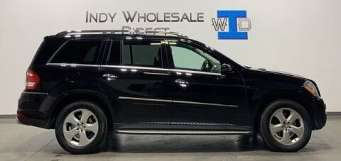 2011 Mercedes-Benz GL-Class for sale at Indy Wholesale Direct in Carmel IN