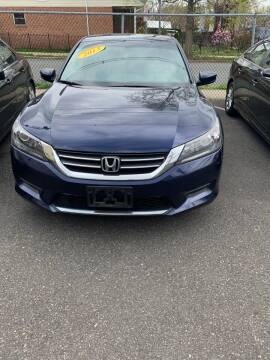 2013 Honda Accord for sale at Buy Here Pay Here Auto Sales in Newark NJ