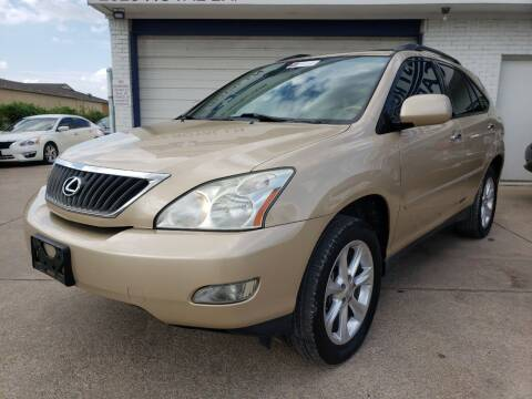 2009 Lexus RX 350 for sale at Best Royal Car Sales in Dallas TX