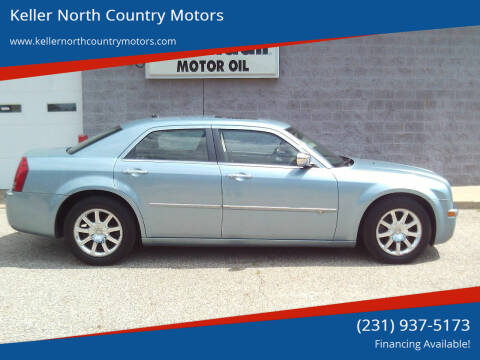 2008 Chrysler 300 for sale at Keller North Country Motors in Howard City MI