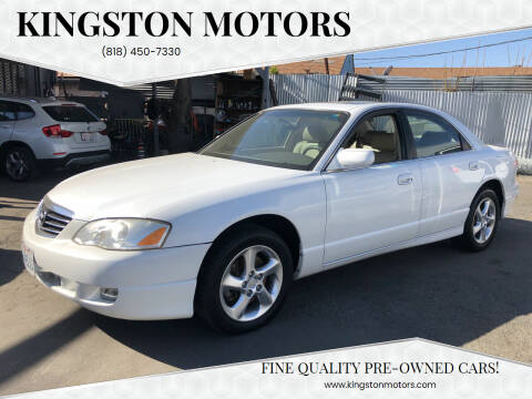 2002 Mazda Millenia for sale at Kingston Motors in North Hollywood CA