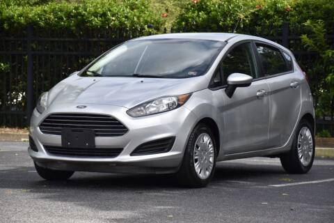 2016 Ford Fiesta for sale at Wheel Deal Auto Sales LLC in Norfolk VA