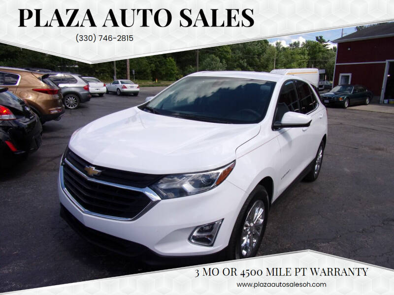 2020 Chevrolet Equinox for sale at Plaza Auto Sales in Poland OH
