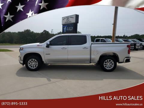 2020 Chevrolet Silverado 1500 for sale at Hills Auto Sales in Salem AR