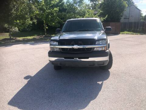 2003 Chevrolet Silverado 2500HD for sale at Discount Auto in Austin TX