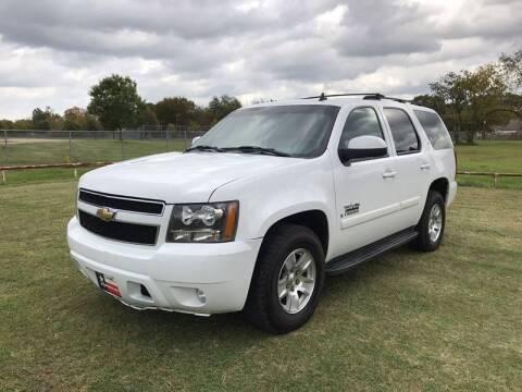 2007 Chevrolet Tahoe for sale at LA PULGA DE AUTOS in Dallas TX