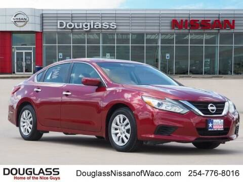 2018 Nissan Altima for sale at Douglass Automotive Group - Douglas Nissan in Waco TX