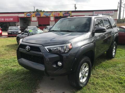 2014 Toyota 4Runner for sale at Car Gallery in Oklahoma City OK