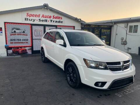 2015 Dodge Journey for sale at Speed Auto Sales in El Cajon CA