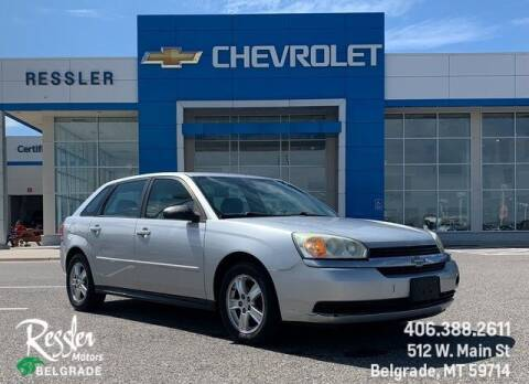 2005 Chevrolet Malibu Maxx for sale at Danhof Motors in Manhattan MT