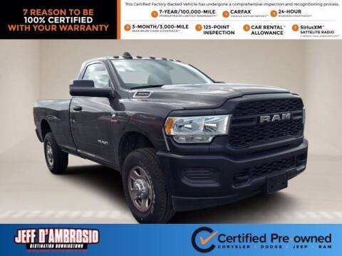 2021 RAM Ram Pickup 3500 for sale at Jeff D'Ambrosio Auto Group in Downingtown PA