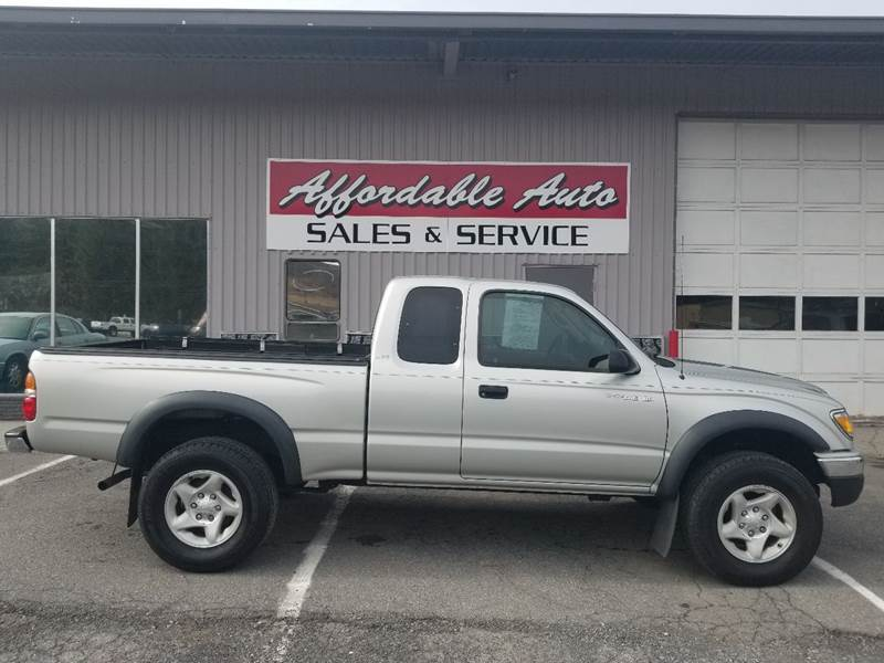 2002 Toyota Tacoma for sale at Affordable Auto Sales & Service in Berkeley Springs WV