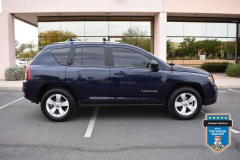 2017 Jeep Compass for sale at GOLDIES MOTORS in Phoenix AZ