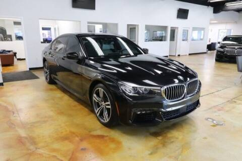 2017 BMW 7 Series for sale at RPT SALES & LEASING in Orlando FL