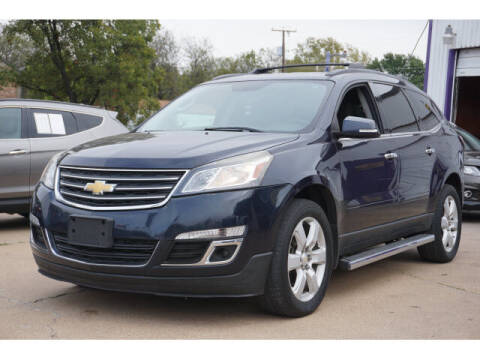 2016 Chevrolet Traverse for sale at Watson Auto Group in Fort Worth TX