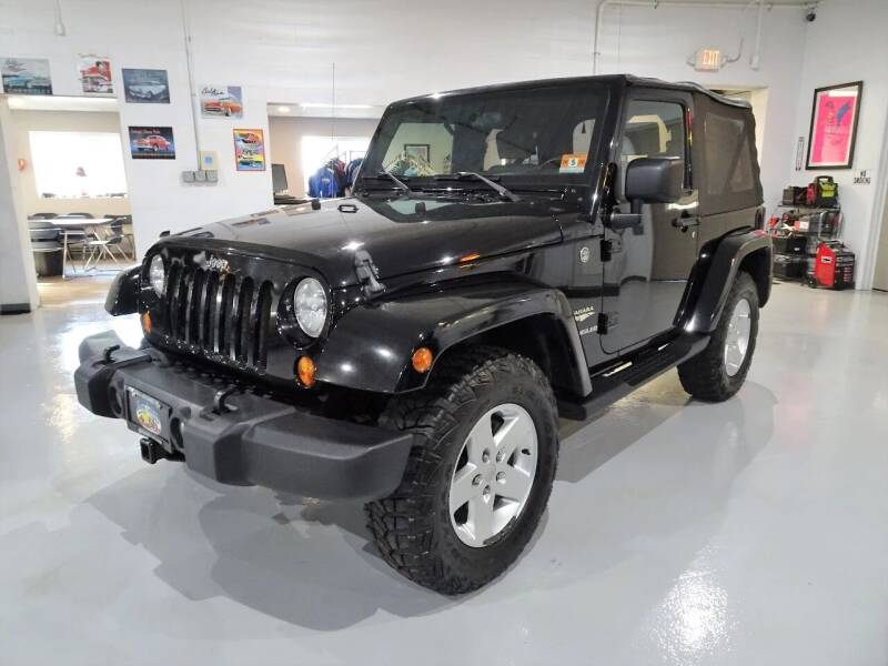 2007 Jeep Wrangler for sale at Great Lakes Classic Cars & Detail Shop in Hilton NY