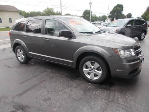 2013 Dodge Journey for sale at Dansville Radiator in Dansville NY