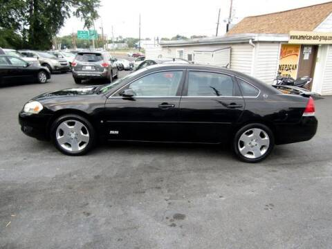 2006 Chevrolet Impala for sale at American Auto Group Now in Maple Shade NJ