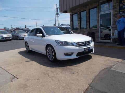 2014 Honda Accord for sale at Preferred Motor Cars of New Jersey in Keyport NJ