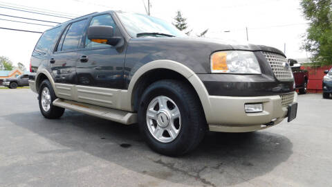 2005 Ford Expedition for sale at Action Automotive Service LLC in Hudson NY