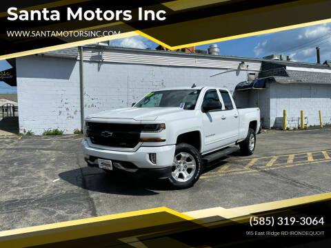 2017 Chevrolet Silverado 1500 for sale at Santa Motors Inc in Rochester NY