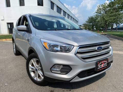 2019 Ford Escape for sale at JerseyMotorsInc.com in Teterboro NJ