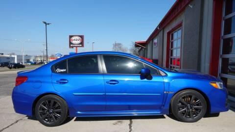 2015 Subaru WRX for sale at ARP in Waukesha WI