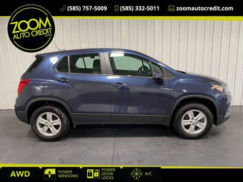 2018 Chevrolet Trax for sale at ZoomAutoCredit.com in Elba NY