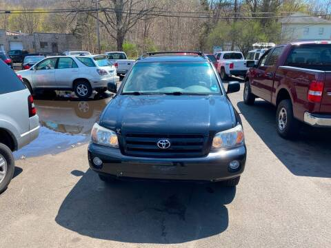 2006 Toyota Highlander for sale at Vuolo Auto Sales in North Haven CT