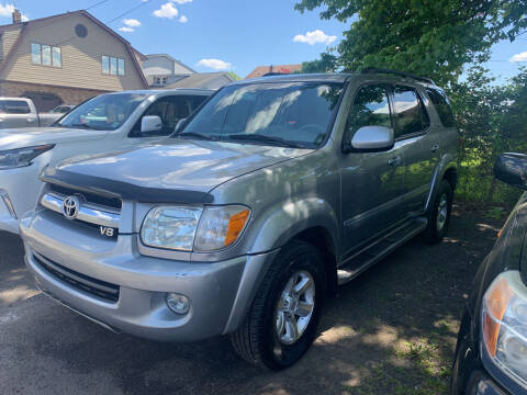 2006 Toyota Sequoia for sale at Charles and Son Auto Sales in Totowa NJ