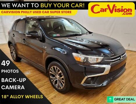 2019 Mitsubishi Outlander Sport for sale at Car Vision Mitsubishi Norristown - Car Vision Philly Used Car SuperStore in Philadelphia PA