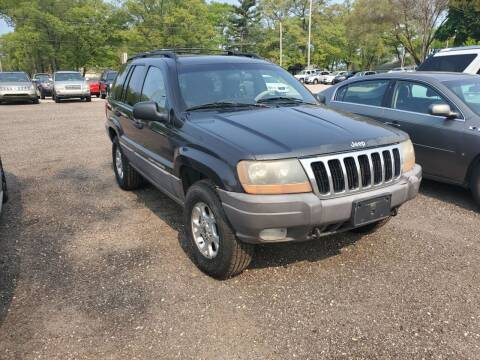 1999 Jeep Grand Cherokee for sale at ASAP AUTO SALES in Muskegon MI