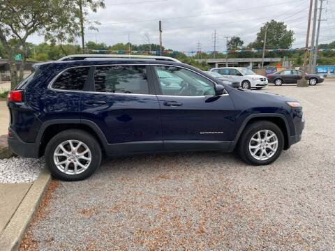 2014 Jeep Cherokee for sale at Wallers Auto Sales LLC in Dover OH