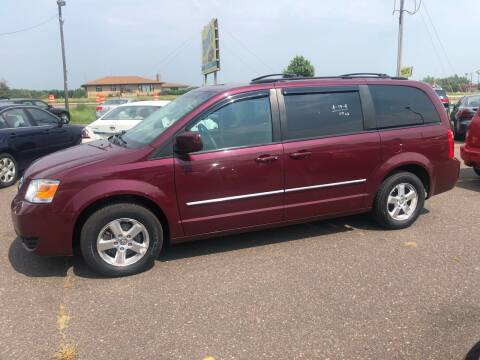 2009 Dodge Grand Caravan for sale at Blakes Auto Sales in Rice Lake WI