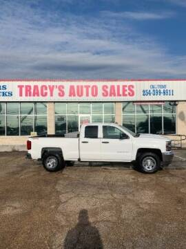 2017 Chevrolet Silverado 1500 for sale at Tracy's Auto Sales in Waco TX