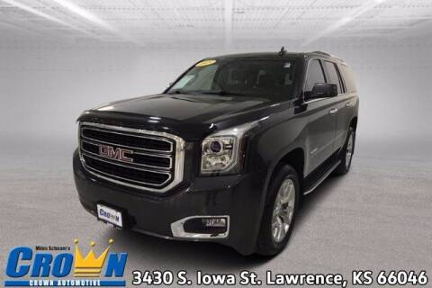 2015 GMC Yukon for sale at Crown Automotive of Lawrence Kansas in Lawrence KS