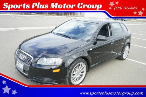 2006 Audi A3 for sale at Sports Plus Motor Group LLC in Sunnyvale CA