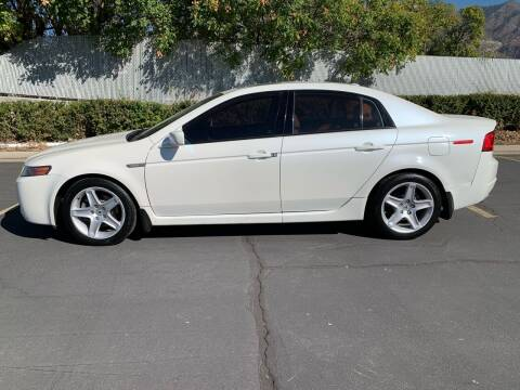 2005 Acura TL for sale at BITTON'S AUTO SALES in Ogden UT