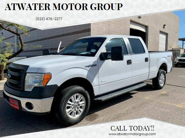 2014 Ford F-150 for sale at Atwater Motor Group in Phoenix AZ
