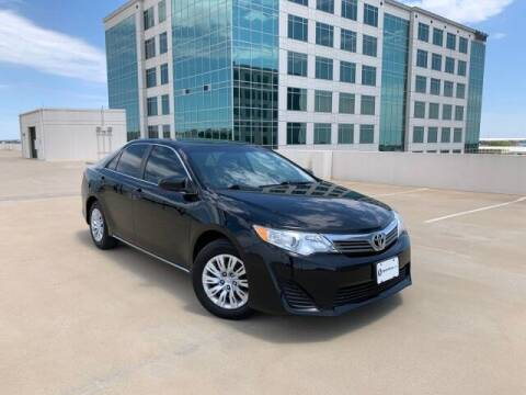 2014 Toyota Camry for sale at SIGNATURE Sales & Consignment in Austin TX