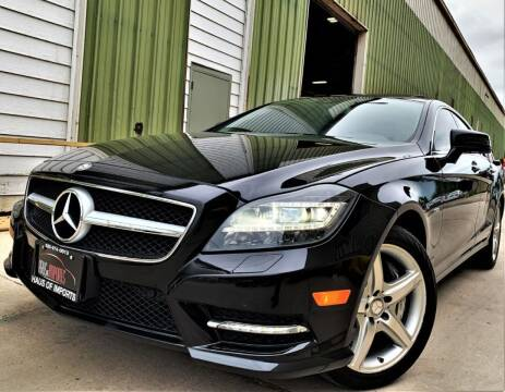 2012 Mercedes-Benz CLS for sale at Haus of Imports in Lemont IL