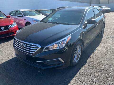 2017 Hyundai Sonata for sale at Auto Center Of Las Vegas in Las Vegas NV