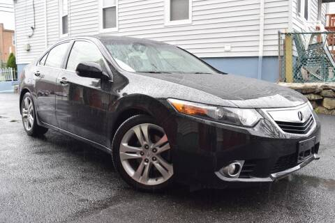 2012 Acura TSX for sale at VNC Inc in Paterson NJ