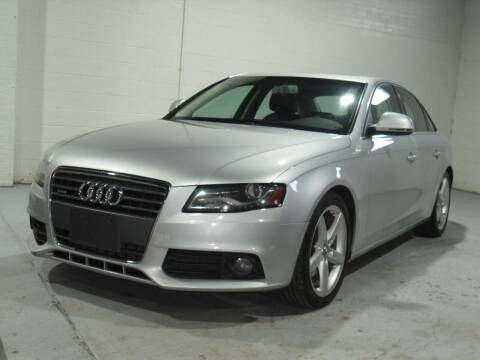 2009 Audi A4 for sale at Ohio Motor Cars in Parma OH
