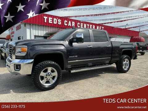 2016 GMC Sierra 2500HD for sale at TEDS CAR CENTER in Athens AL
