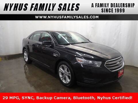 2014 Ford Taurus for sale at Nyhus Family Sales in Perham MN