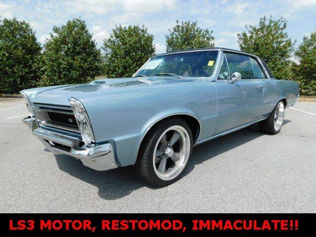 1965 Pontiac Le Mans for sale at West Georgia Auto Brokers in Douglasville GA