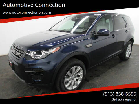 2017 Land Rover Discovery Sport for sale at Automotive Connection in Fairfield OH