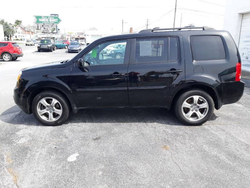 2013 Honda Pilot for sale at Automotive Fleet Sales in Lemoyne PA