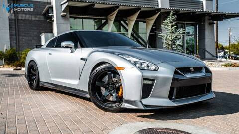 2017 Nissan GT-R for sale at MUSCLE MOTORS AUTO SALES INC in Reno NV